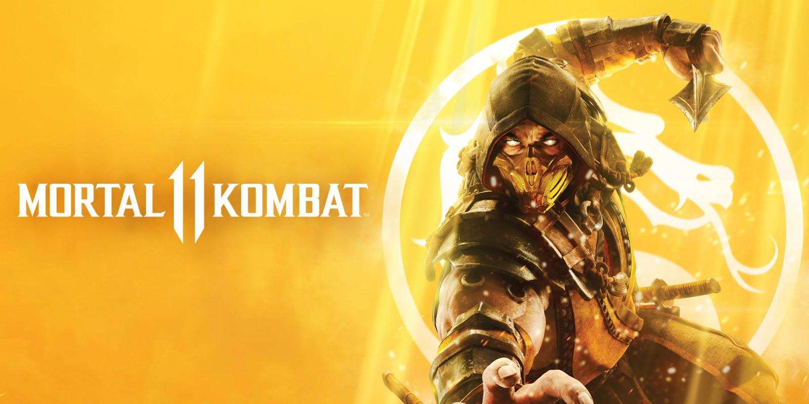 Mortal kombat 11 key