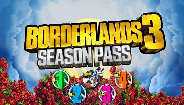 Borderlands 3 - Season Pass (Epic Launcher | RU+CIS)