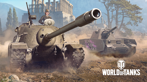 """World of Tanks JULY SET"" King Tiger # 19"