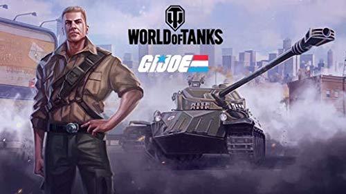 Фотография prime gaming world of tanks ⭐️g.i. joe: дьюк ⭐️ # 25