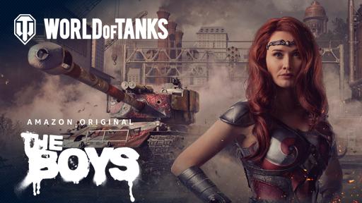 Prime Gaming «World of Tanks Королева Мэйв» #22