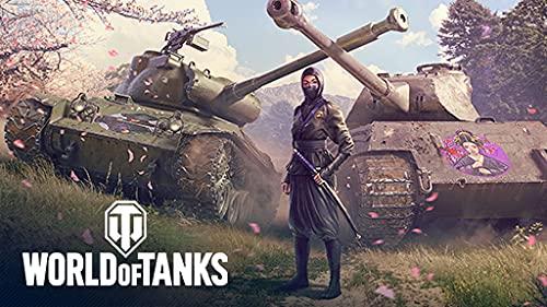 Фотография prime gaming «бесшумный охотник + танк-рок» ⭐ №27+28