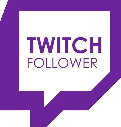 Twitch Followers⭐