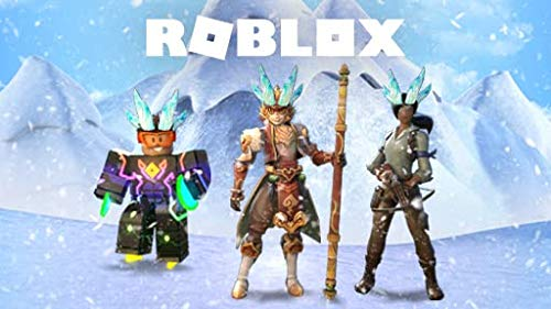 Roblox: Exclusive Icy Horns Drop #5⭐️