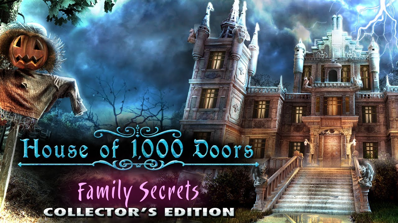 House of 1,000 Doors Family Secrets Collector´s Edition