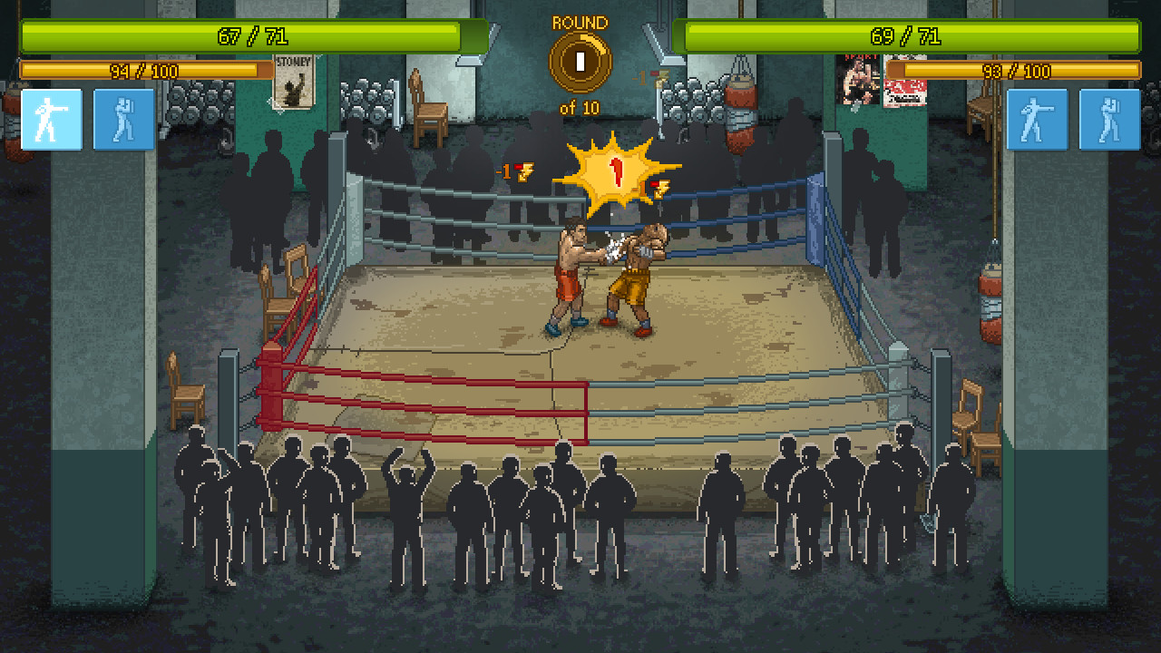 Punch Club (Steam key /Region Free)