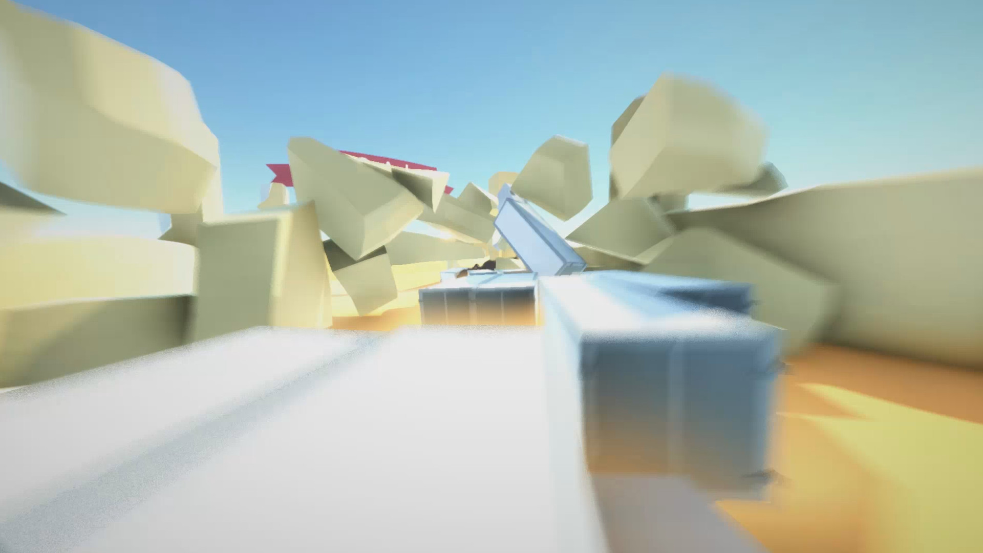 Clustertruck (Steam key / Region Free)