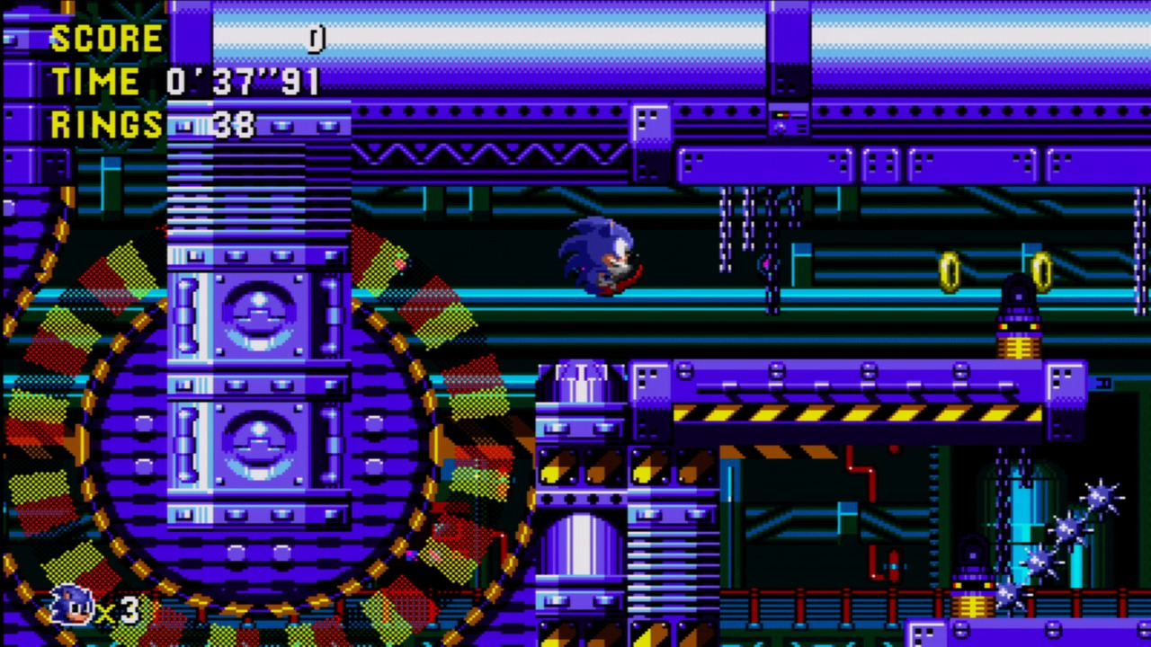 Sonic CD (Steam key / Region Free)
