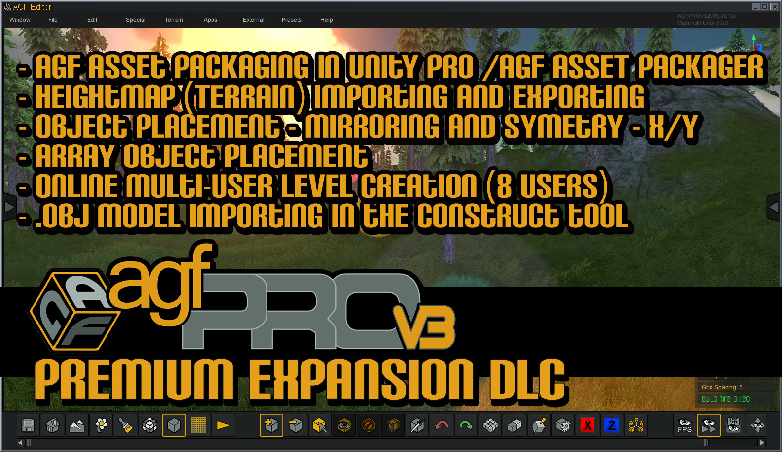 Axis Game Factory´s AGFPRO v3 + Premium Bundle (Steam)