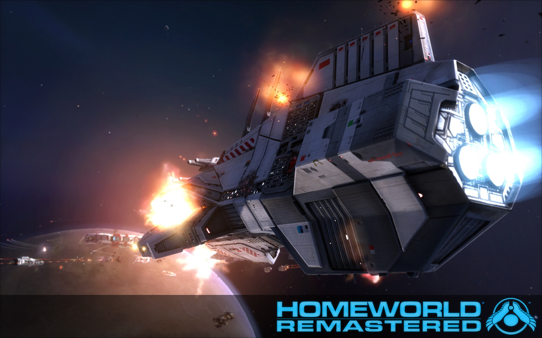 Homeworld Remastered Collection (Steam key/Region Free)