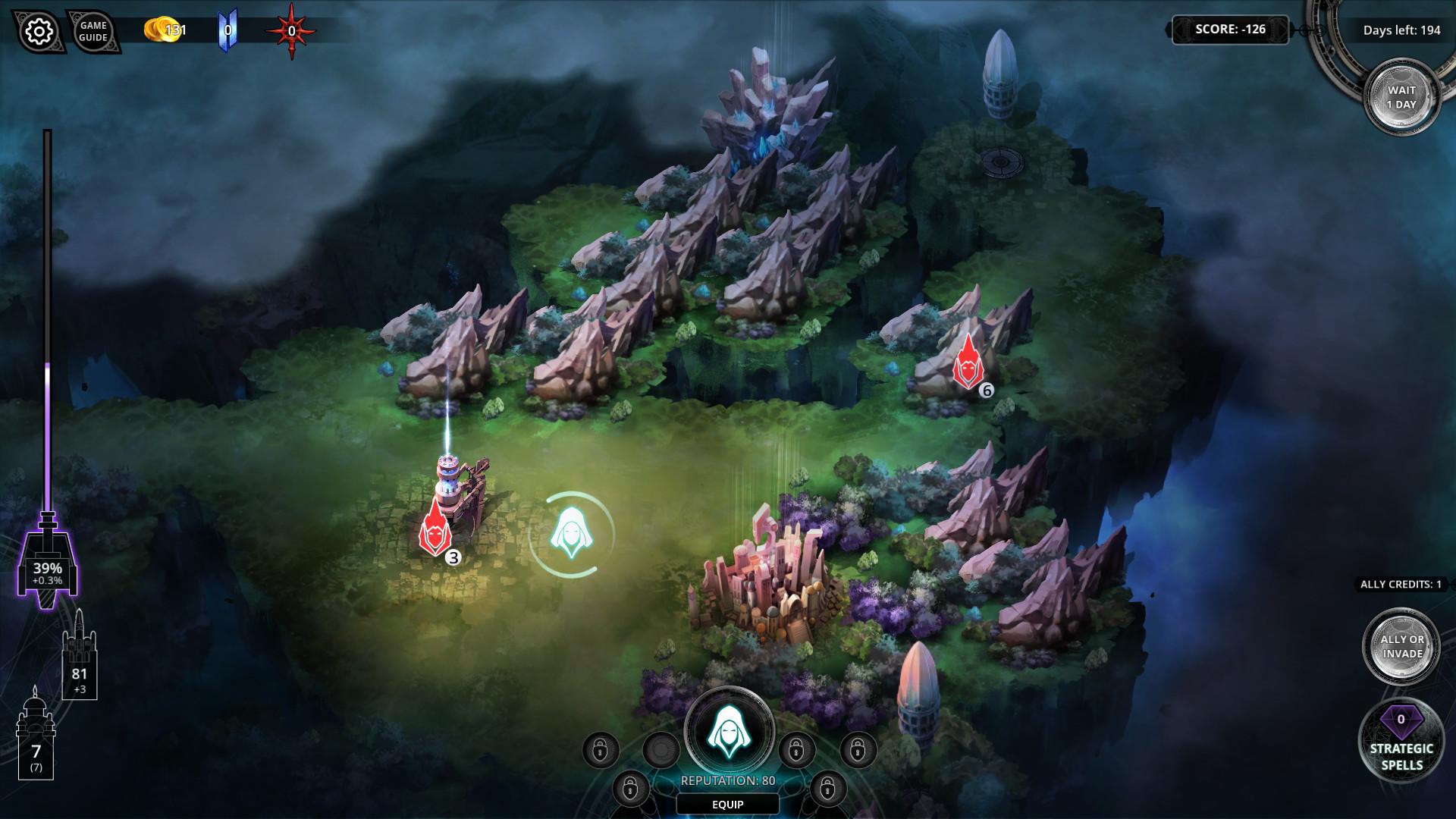 Chaos Reborn (Steam key) Region Free 2019