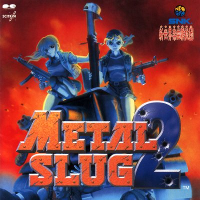 METAL SLUG 2 (Steam key / Region Free)