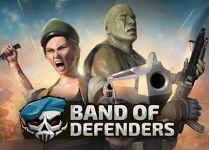 Band of Defenders (Steam key / Region Free)