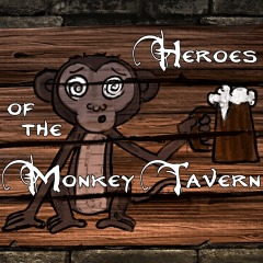 Heroes of the Monkey Tavern (Steam key) 2019