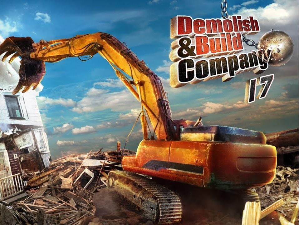 Demolish & Build 2017 (Steam key/Region Free) 2019