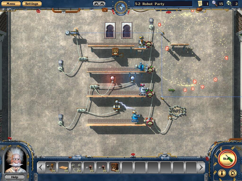 Crazy Machines 2 + 10 DLC (Steam key/Region Free) 2019