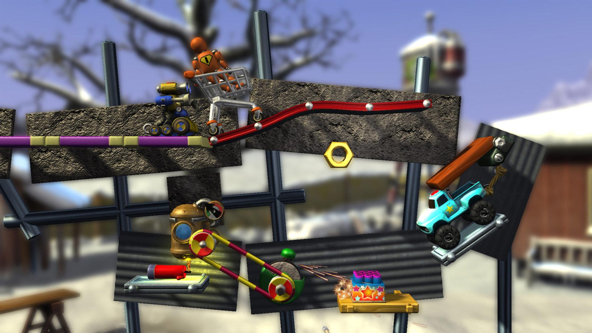 Crazy Machines Elements + DLC (Steam key/Region Free) 2019