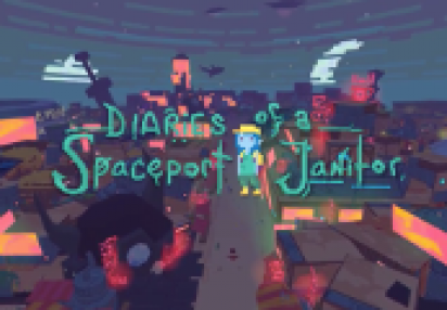 Diaries of a Spaceport Janitor (Steam key/Region Free) 2019