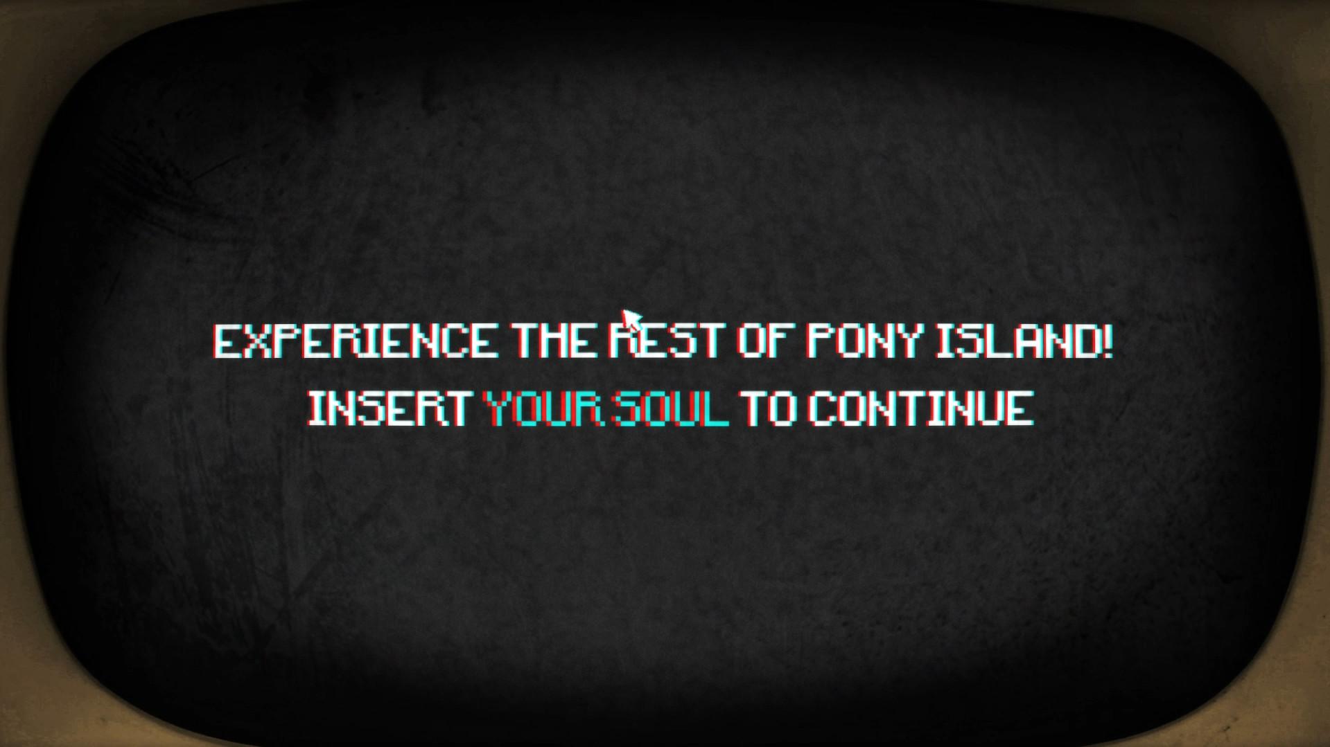 Pony Island (Steam key/Region Free) 2019
