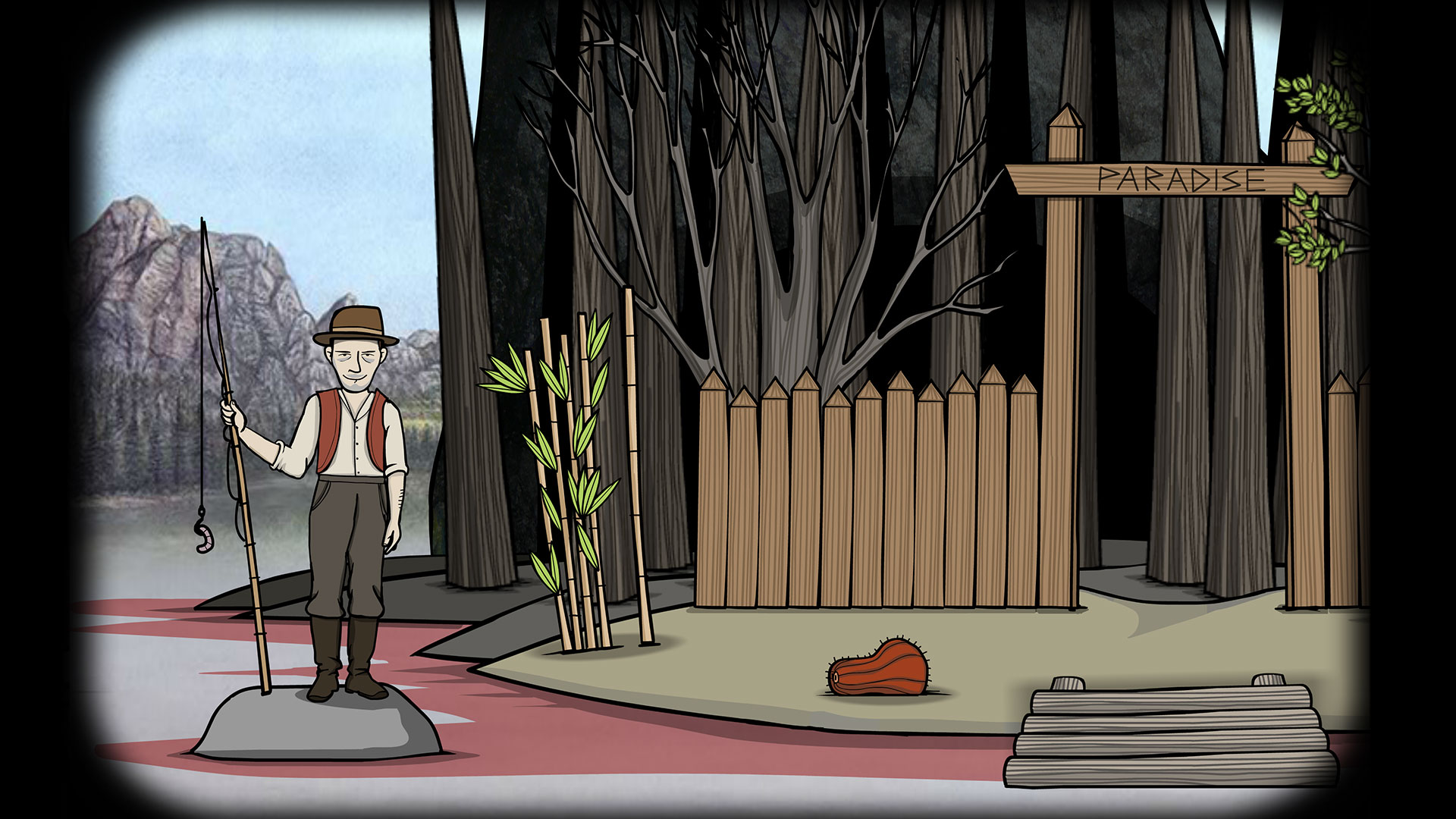 Rusty Lake Paradise (Steam key / Region Free)