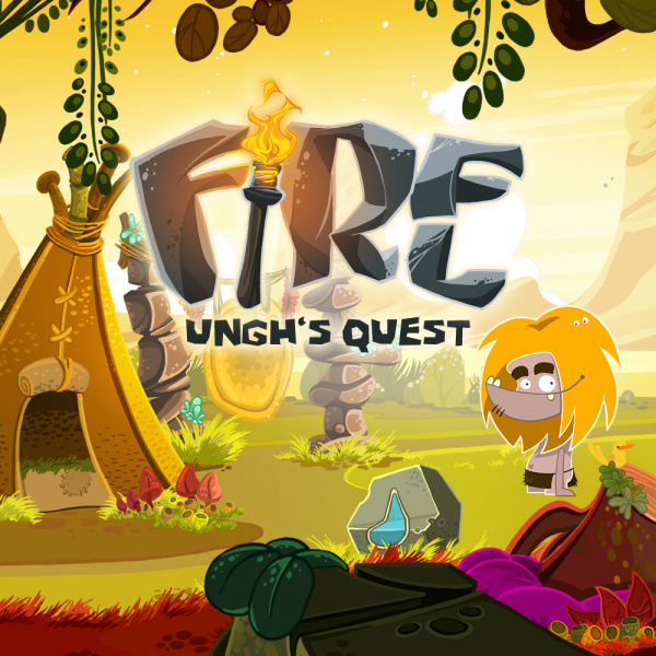 Fire: Ungh's Quest (Steam key / Region Free)