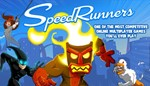 SpeedRunners (Steam key / Region Free)