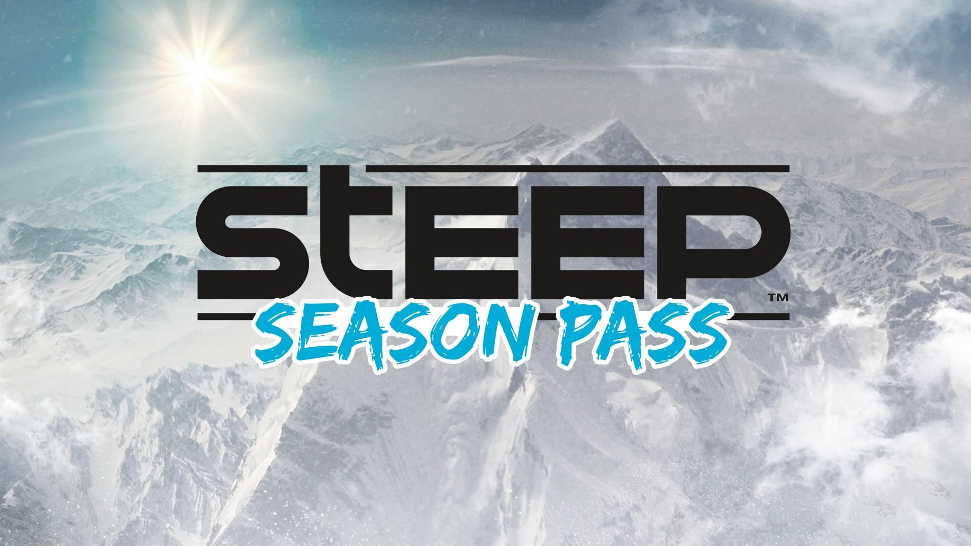 Steep + Season pass+WinterFest DLC+Extreme Pack