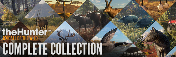 theHunter: Call of the Wild - Complete Collection | Steam | Region Free