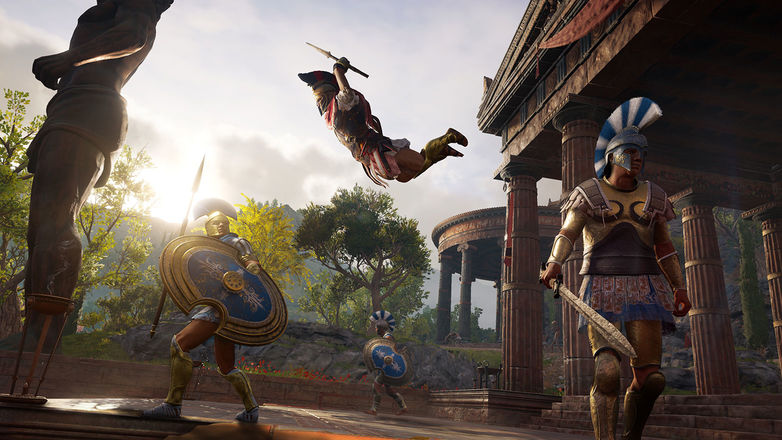 Assassin´s Creed Odyssey [ONLINE / GLOBAL] Warrant