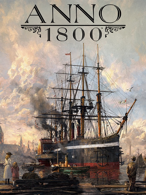 ANNO 1800 Deluxe [ГАРАНТИЯ+CASHBACK 10% ] RU-ENG GLOBAL