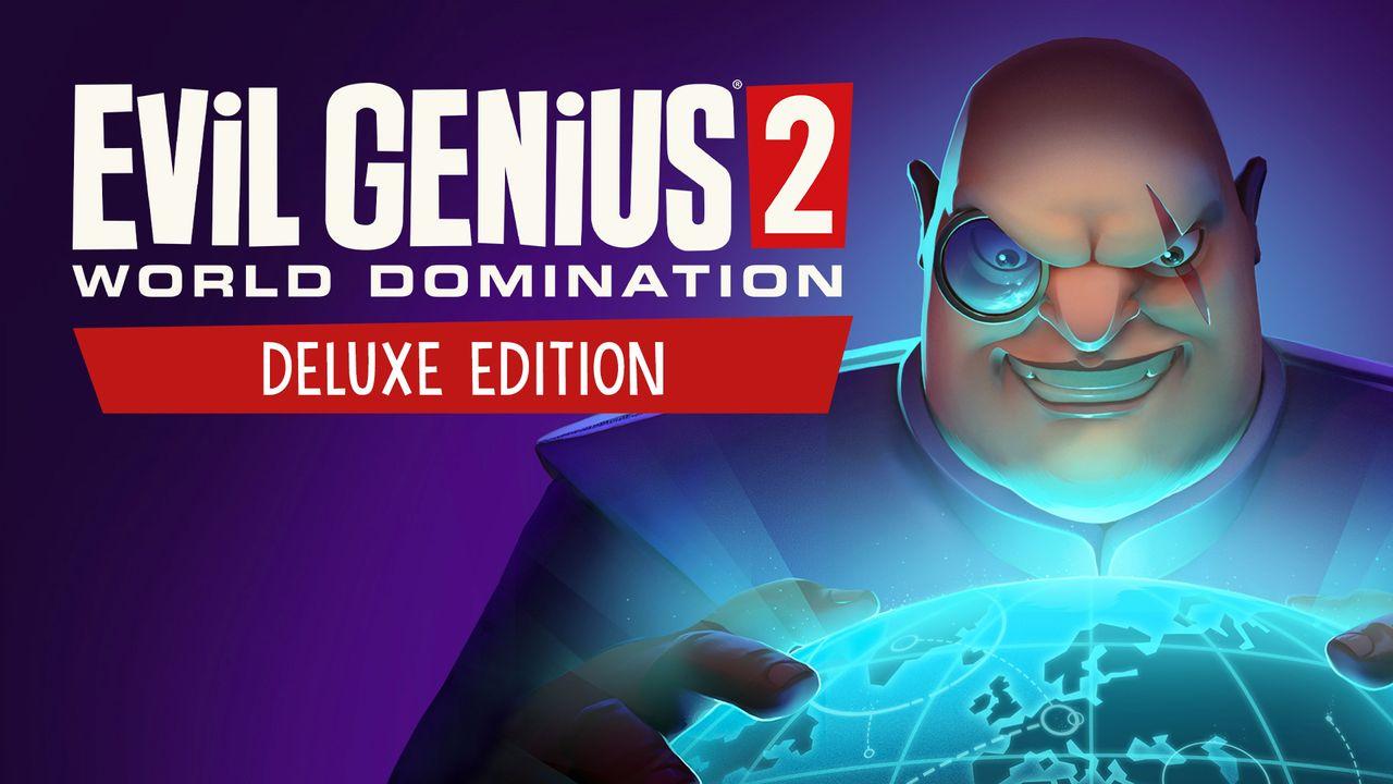 Evil Genius 2: World Domination Deluxe | Steam | Оффлай