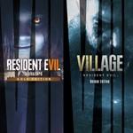 Resident Evil 8 Village Deluxe +Re 7 | Steam | GLOBAL