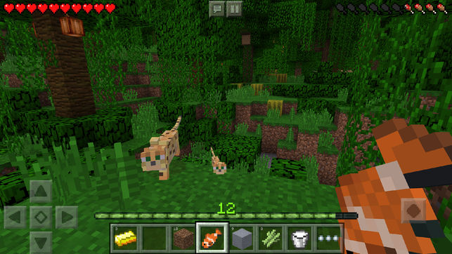 Minecraft PE Mobile (AppStore for iPhone/ iPad,IOS)