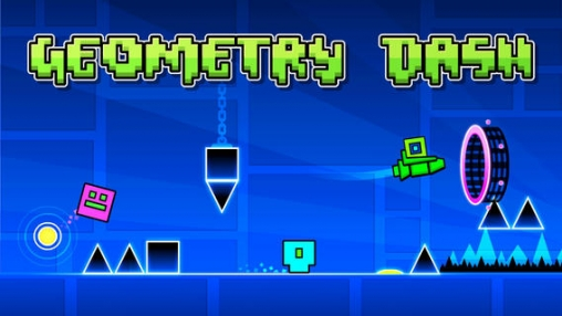 Geometry Dash (AppStore for iPhone & iPad,Apple,IOS)
