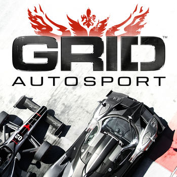 GRID™ Autosport + HD AppStore for iPhone iPad,Apple,iOS
