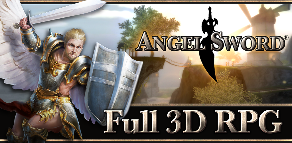 Angel Sword: 3D RPG (AppStore for iPhone/iPad,IOS)