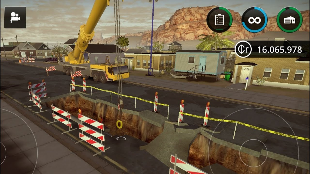 Construction Simulator 2 (AppStore for iPhone/iPad,IOS)