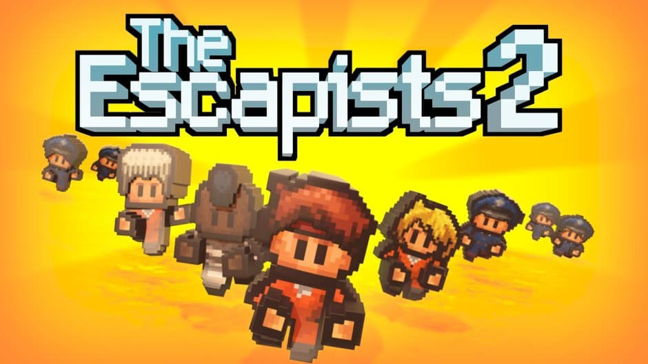 The Escapists 2 (AppStore iPhone/iPad,Apple,IOS,Itunes)