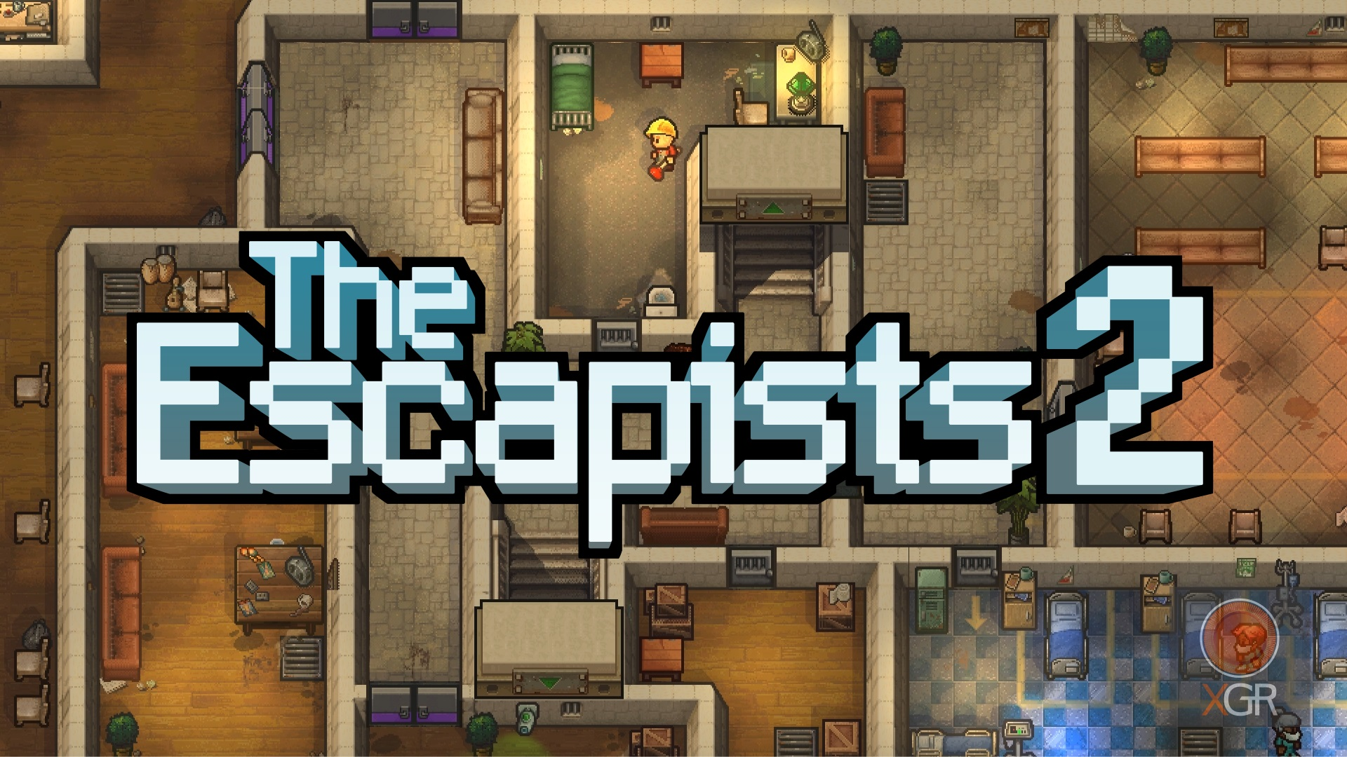 The Escapists 2 AppStore iPhone iPad, Apple,ios, itunes