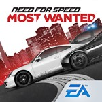 Need for Speed Most Wanted ios, iPhone, iPad, AppStore