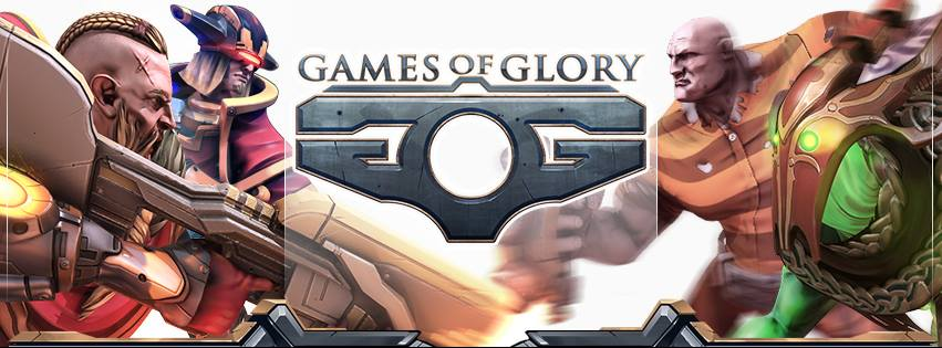 Games of Glory - Starter Pack