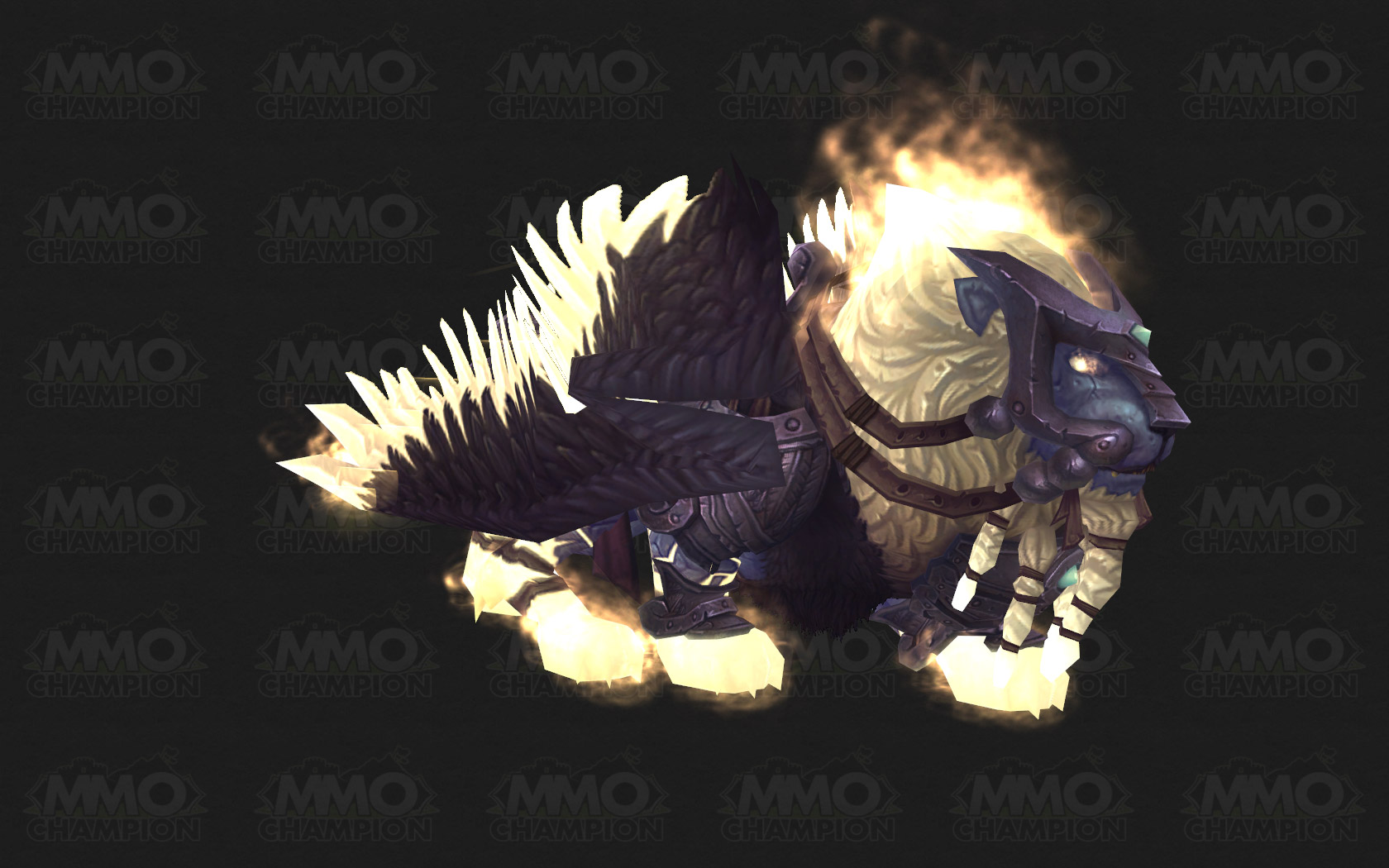 WoW Mount: WINGED GUARD (Winged Guardian) RU / EU