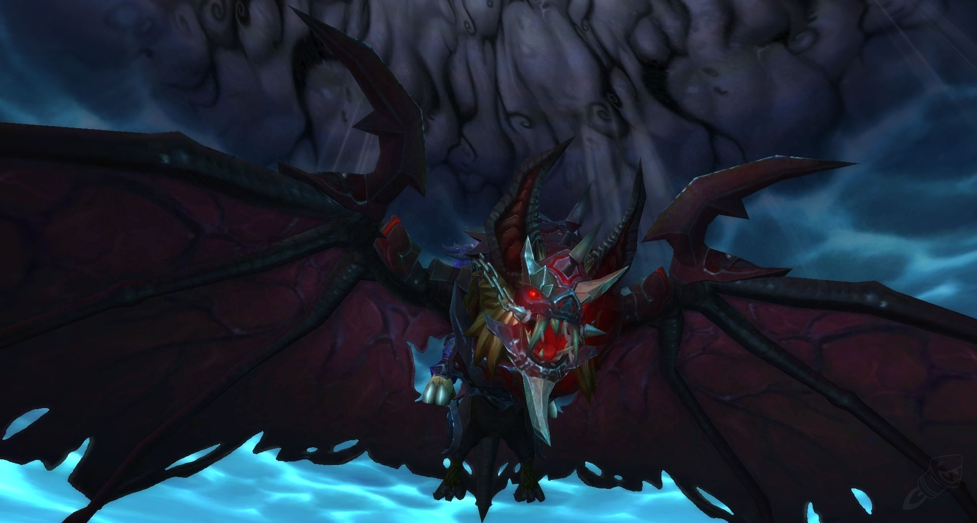 WoW Mount: ARMOURED KROVOKRYL (Armored Bloodwing)