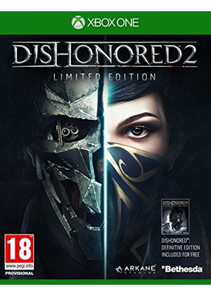 Dishonored 2 Limited Edition | XBOX ONE | RENTALS