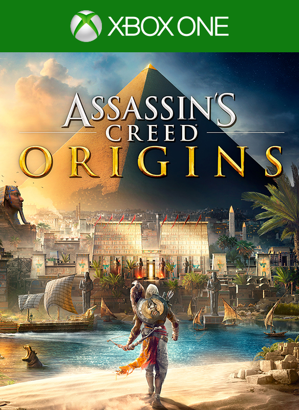 Assassins Creed Origins  | XBOX ONE | RENT FOR A WEEK