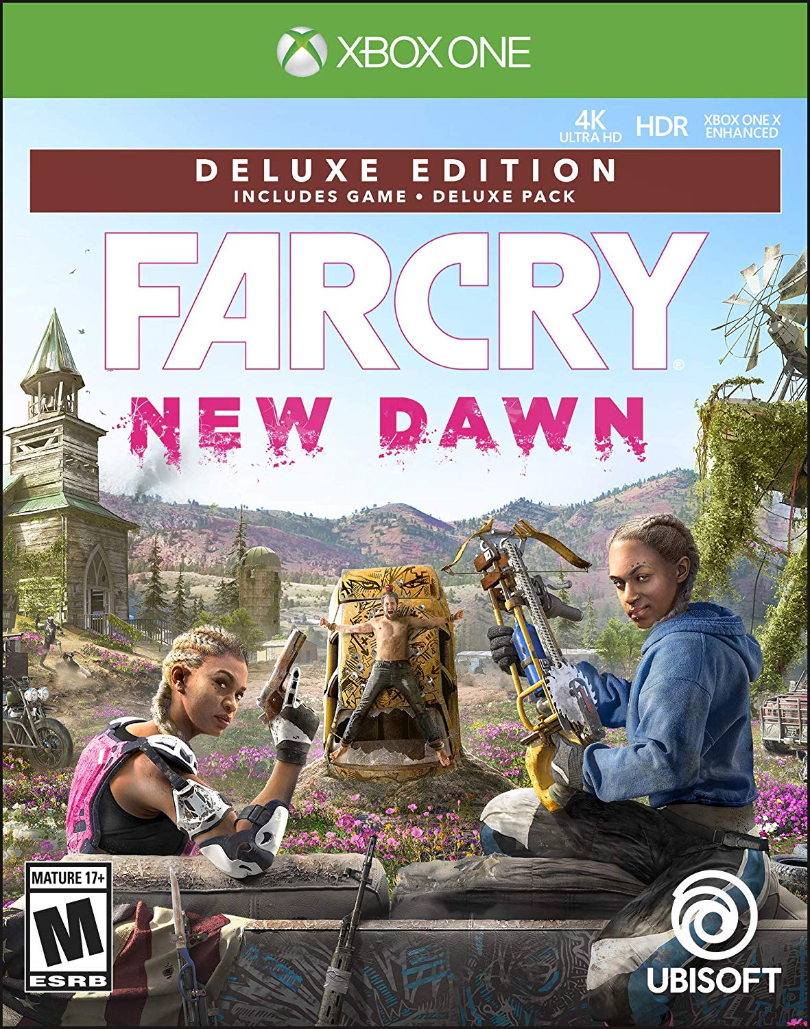 Far Cry® New Dawn Deluxe | XBOX ONE | RENT FOR A WEEK 2019