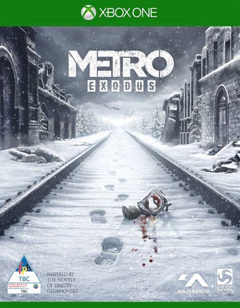 Metro Exodus   XBOX ONE   RENTALS 2019