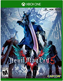 Devil May Cry 5 / XBOX ONE 2019