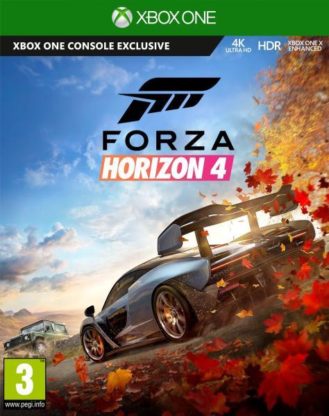 Forza Horizon 4 / XBOX ONE 2019