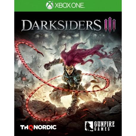 Darksiders 3 / XBOX ONE 2019
